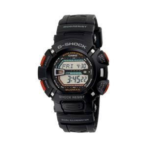 שעון קסיו ג'י-שוק לגברים CASIO G-SHOCK G9000 - שחור
