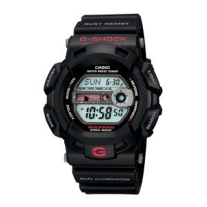 אביזרים קסיו ג'י-שוק לגברים CASIO G-SHOCK G91001 - שחור/אדום