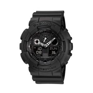 שעון קסיו ג'י-שוק לגברים CASIO G-SHOCK GA1001A1 - שחור