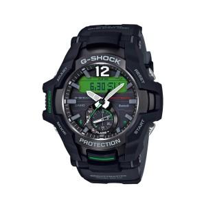 שעון קסיו ג'י-שוק לגברים CASIO G-SHOCK GRB1001 - שחור/ירוק