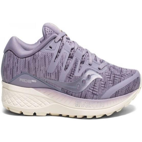 נעליים סאקוני לנשים Saucony RIDE ISO - סגול