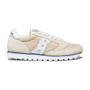 נעליים סאקוני לנשים Saucony JAZZ LOWPRO - בז'