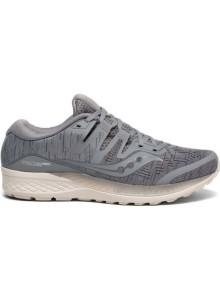 נעלי ריצה סאקוני לגברים Saucony RIDE ISO - אפור