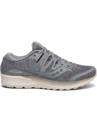 נעליים סאקוני לגברים Saucony RIDE ISO - אפור