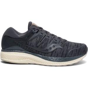 נעליים סאקוני לגברים Saucony HURRICANE ISO 5 - אפור