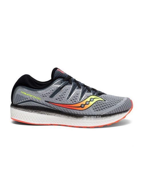 נעליים סאקוני לגברים Saucony TRIUMPH ISO 5 - אפור