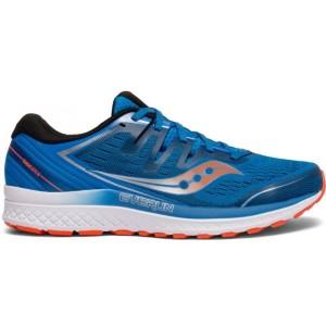 נעליים סאקוני לגברים Saucony GUIDE ISO 2 - כחול/כתום
