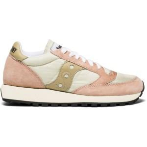 נעליים סאקוני לנשים Saucony JAZZ ORIGINAL VINTAGE - בז'
