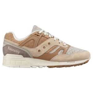נעליים סאקוני לגברים Saucony GRID SD - חום