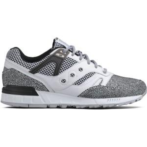 נעליים סאקוני לגברים Saucony GRID SD - שחור/לבן