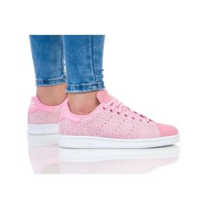 נעליים אדידס לנשים Adidas STAN SMITH J - ורוד