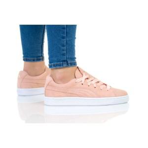נעליים פומה לנשים PUMA SUEDE CRUSH WNS - כתום