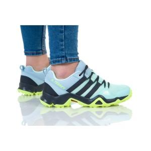 נעלי טיולים אדידס לנשים Adidas TERREX AX2R K - כחול/ירוק