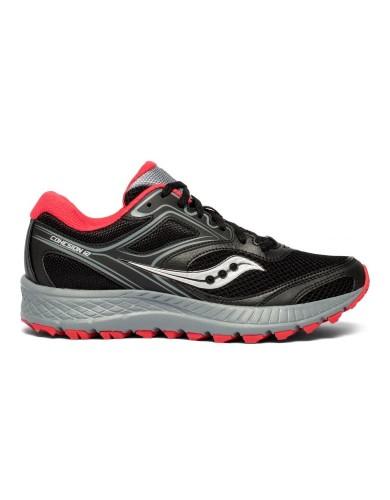 נעליים סאקוני לנשים Saucony VERSAFOAM COHESION TR12 - אפור/שחור
