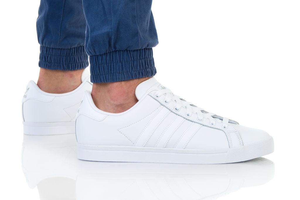 נעליים אדידס לגברים Adidas COAST STAR - לבן
