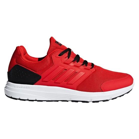 נעליים אדידס לגברים Adidas  Galaxy 4 - אדום