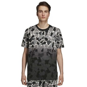 ביגוד Adidas Originals לגברים Adidas Originals Camo Dipped - אפור
