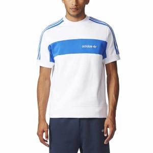 ביגוד Adidas Originals לגברים Adidas Originals Minoh Crew - לבן