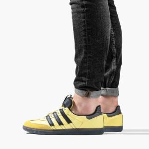 נעליים Adidas Originals לגברים Adidas Originals Samba OG MS - צהוב