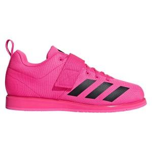 נעליים אדידס לגברים Adidas Powerlift 4 - ורוד