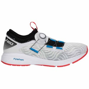 נעליים אסיקס לגברים Asics  Dynamis 2 - אפור/לבן