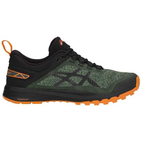 נעליים אסיקס לגברים Asics  Gecko XT - שחור/כתום
