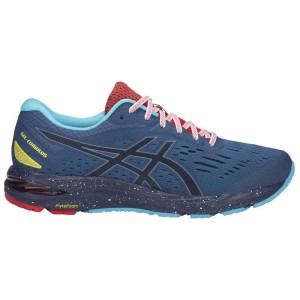 נעליים אסיקס לגברים Asics  Gel Cumulus 20 LE - כחול