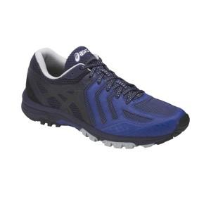 נעליים אסיקס לגברים Asics  Gel Fuji Attack 5 - שחור