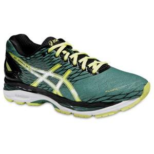 נעליים אסיקס לגברים Asics  Gel Nimbus 18 - ירוק