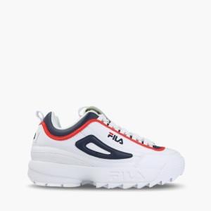 נעליים פילה לגברים Fila Disruptor Low - לבן