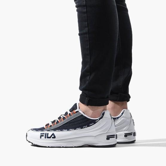 נעליים פילה לגברים Fila Dragster - לבן