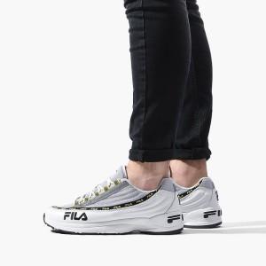 נעליים פילה לגברים Fila Dragster - לבן/אפור