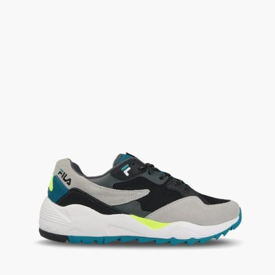 נעליים פילה לגברים Fila Vault Cmr Jogger - אפור/טורקיז