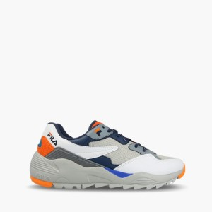 נעליים פילה לגברים Fila Vault Cmr Jogger - אפור/כתום