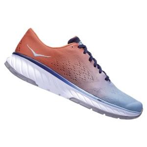 נעליים הוקה לגברים Hoka One One Fly Cavu 2 - כתום