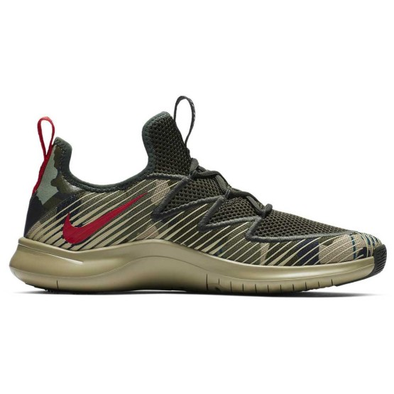 נעלי אימון נייק לגברים Nike Free TR Ultra - ירוק
