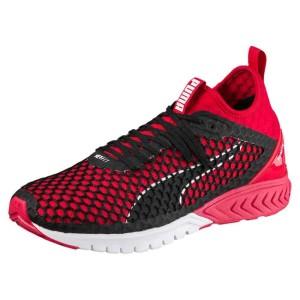 נעליים פומה לגברים PUMA  Ignite Dual Netfit - אדום