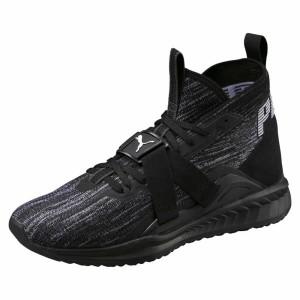 נעלי אימון פומה לגברים PUMA  Ignite Evoknit 2 - שחור