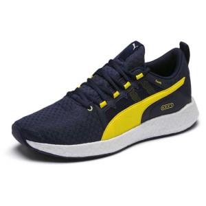 נעליים פומה לגברים PUMA  NRGY Neko Turbo - כחול/צהוב