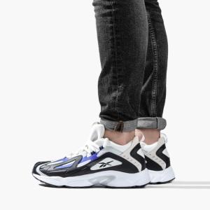 נעלי הליכה ריבוק לגברים Reebok  Dmx Series 1200 LT - לבן/שחור