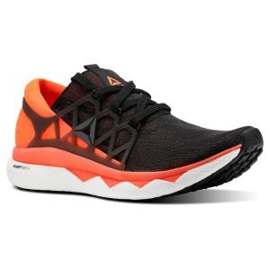 נעליים ריבוק לגברים Reebok  Floatride Run Flexweave - שחור/כתום