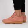 נעליים ריבוק לגברים Reebok   Leather MU - כתום