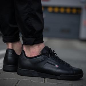 נעליים ריבוק לגברים Reebok   NPC II  - שחור
