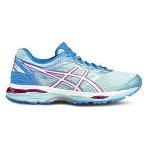 נעליים אסיקס לנשים Asics  Gel Cumulus 18 - תכלת