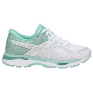 נעליים אסיקס לנשים Asics  Gel Cumulus 19 Lite Show - לבן