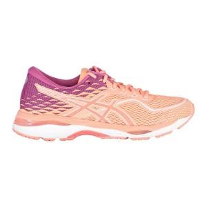 נעליים אסיקס לנשים Asics  Gel Cumulus 19 Narrow - כתום / סגול