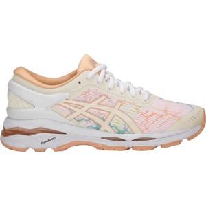 נעליים אסיקס לנשים Asics  Gel Kayano 24 Lite Show - לבן