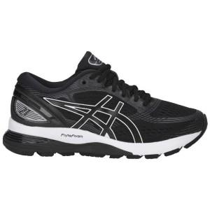 נעליים אסיקס לנשים Asics  Gel Nimbus 21 - שחור/אפור