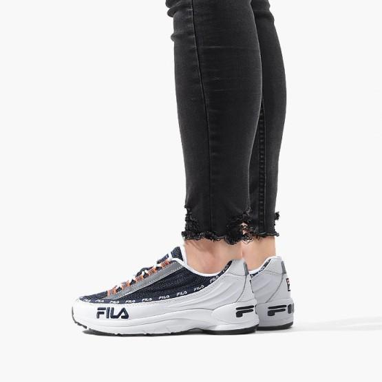 נעליים פילה לנשים Fila Dragster - לבן/שחור