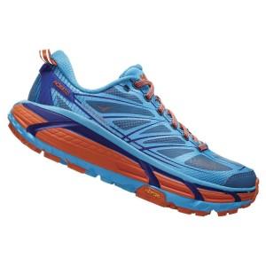 נעליים הוקה לנשים Hoka One One Mafate Speed 2 - כחול